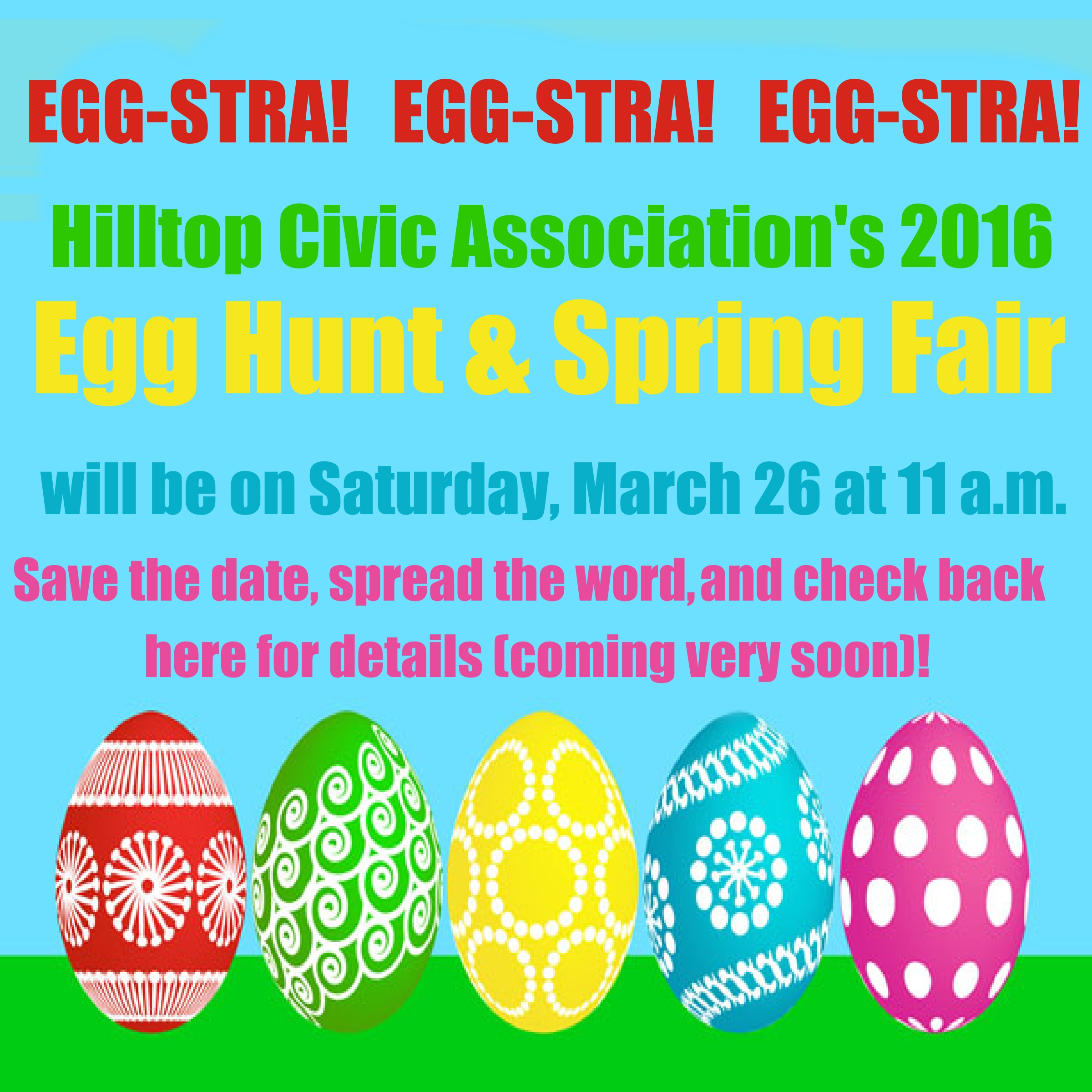 Egg Hunt STD